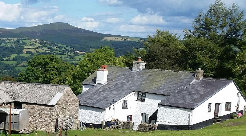 Property For Sale In And Around Brecon